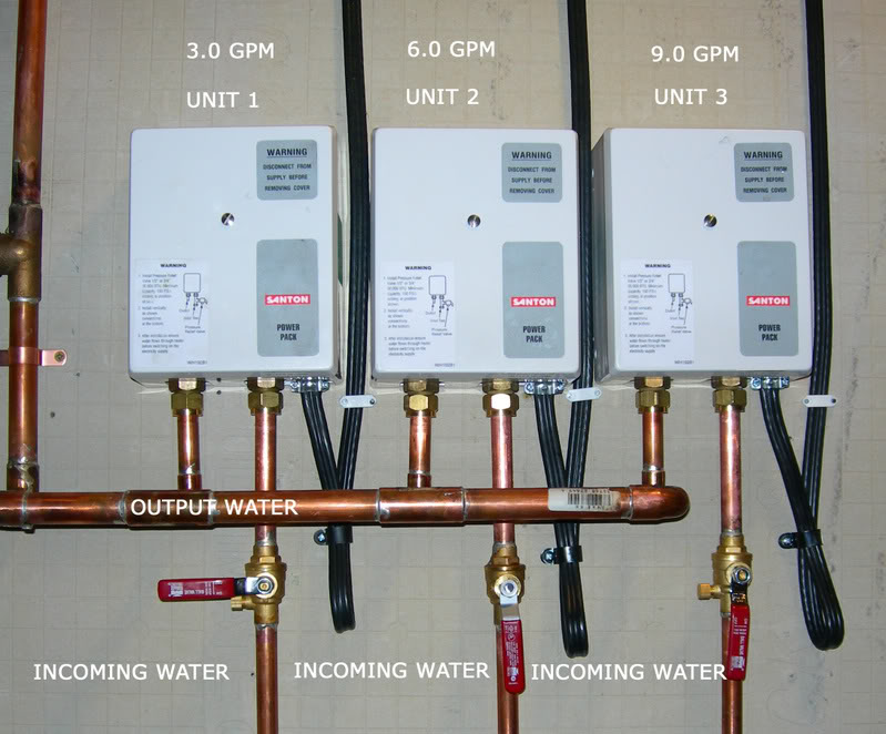 woodside plumbing heating and cooling water heater - Electric Tankless Water Heater Reviews